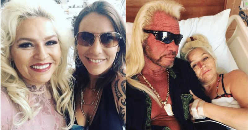 Beth Chapman Becomes Emotional About Daughter Neglecting Her