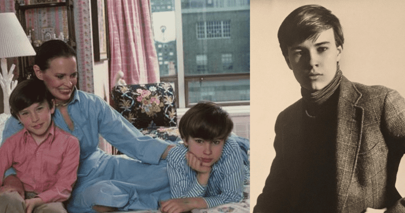 Gloria Vanderbilt Who Lost Her Son To Suicide Bore The Grief