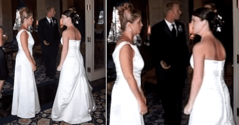 After The Wedding.Bride Left Furious After Mother In Law Arrives At The Wedding In A