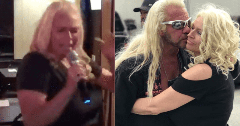 Video Of Beth Chapman Singing, Before Her Death To Cancer