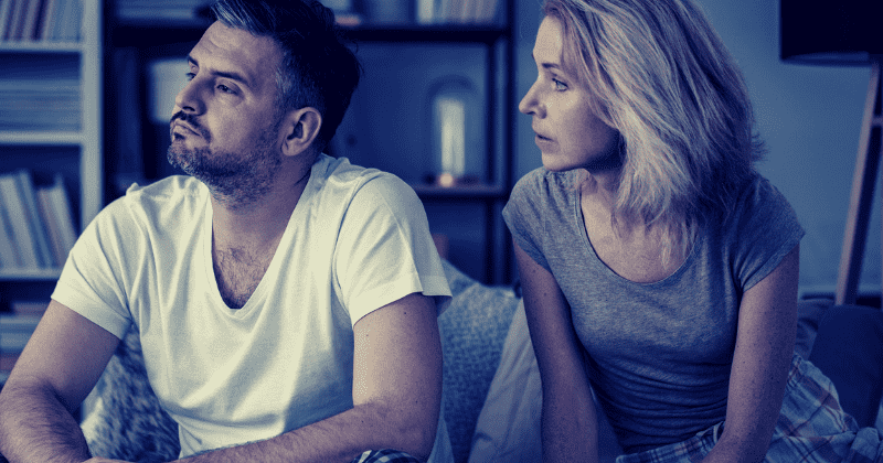 Signs of disinterest in a relationship