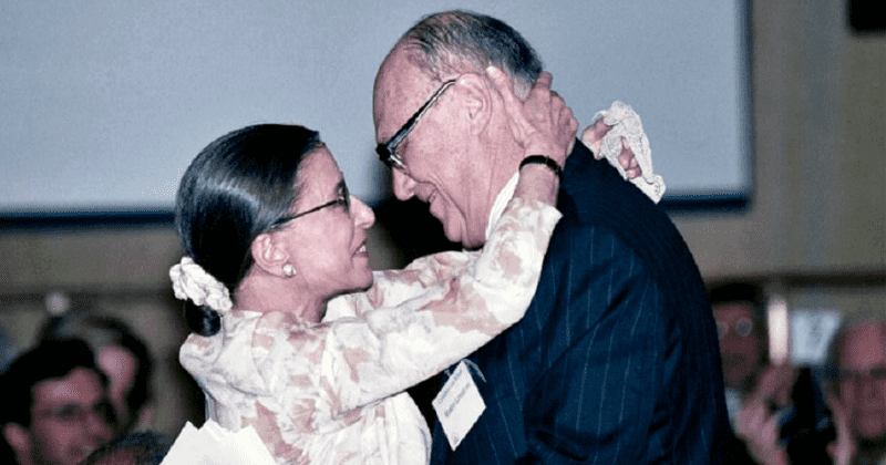 Ruth Bader Ginsburg S 54 Yr Marriage Shows A Strong Woman Needs A Man Who S Not Intimidated By Her Intelligence