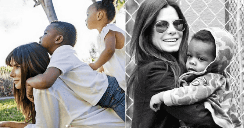 Sandra Bullock Reveals The Struggles Of A Single Mom & How She ...