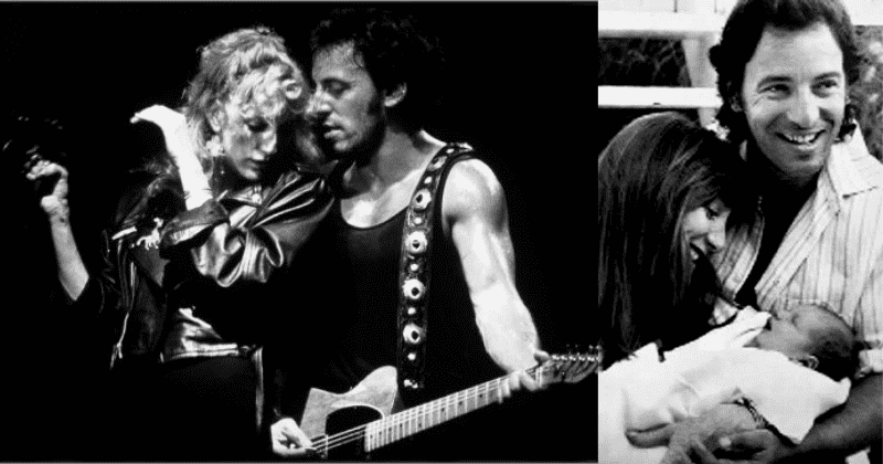 Married For 28 Years Bruce Springsteen Didn T Know How To