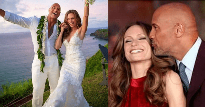 Dwayne The Rock Johnson Finally Ties The Knot With The