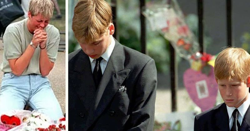 this day 22 years ago images of diana s funeral that show why she ll always remain the people s princess images of diana s funeral that show why