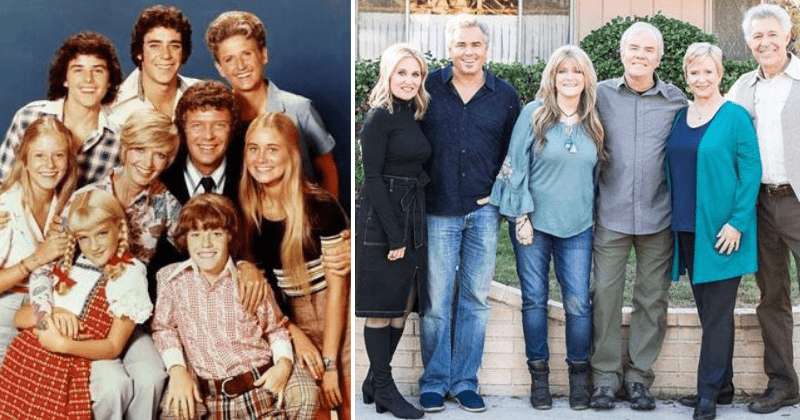A Very Brady Christmas.45 Years After The Show Ended The Brady Bunch Kids