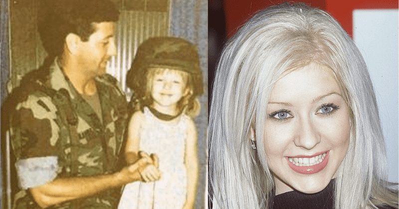 Christina Aguilera's Father Begged For Her Forgiveness But His ...
