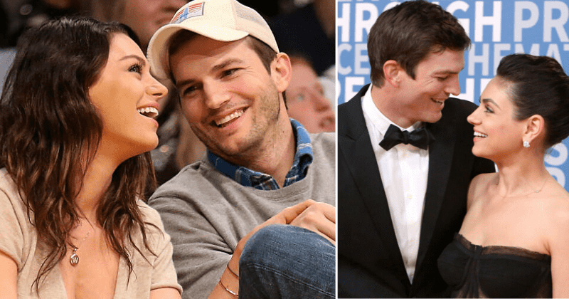 Mila Kunis Wishes She Had Fallen In Love With Ashton Kutcher Much Earlier I Have The World S Greatest Husband